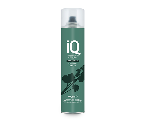 IQ Intelligent Haircare Style Spray 400 ml