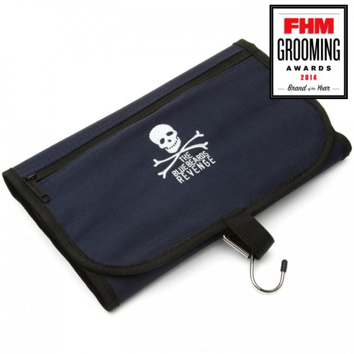 The Bluebeards Revenge Hanging Wash Bag
