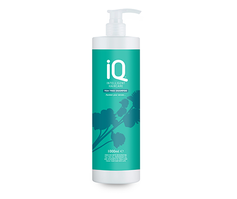 IQ Intelligent Haircare Tea Tree Shampoo 1000 ml